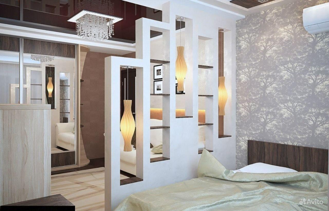 Перегородки в гостиной дизайн