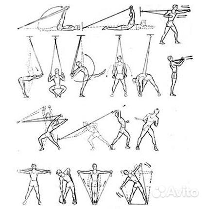 Упражнения с эспандером видео. Как накачать ноги девушке видео.