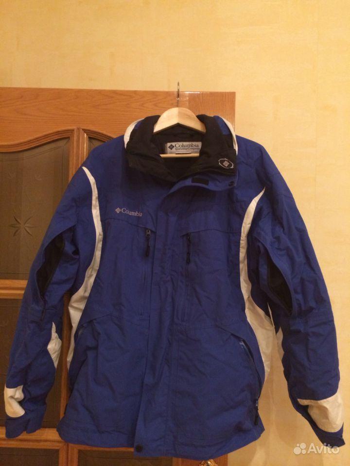 Куртка Коламбия Титаниум Купить