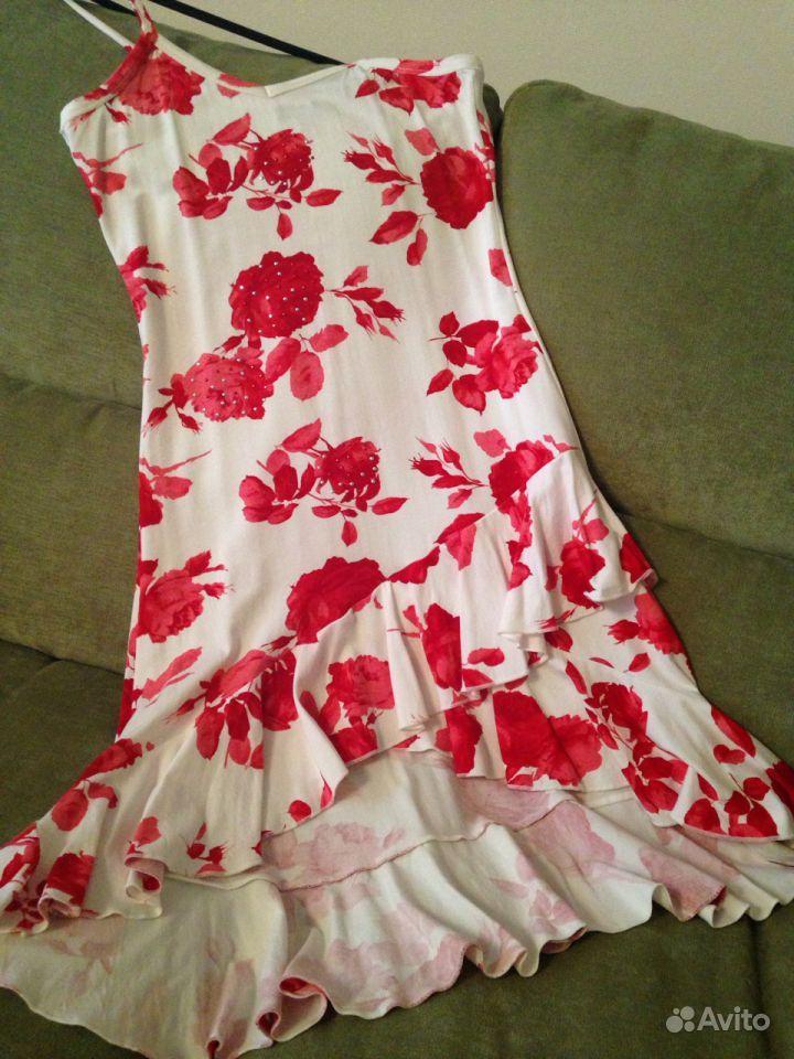 Турецкое Платье-сарафан Salsa. Одевалось один раз на торжество. Состояние