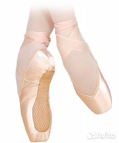 Балетки для танцев и хореографии GRISHKO