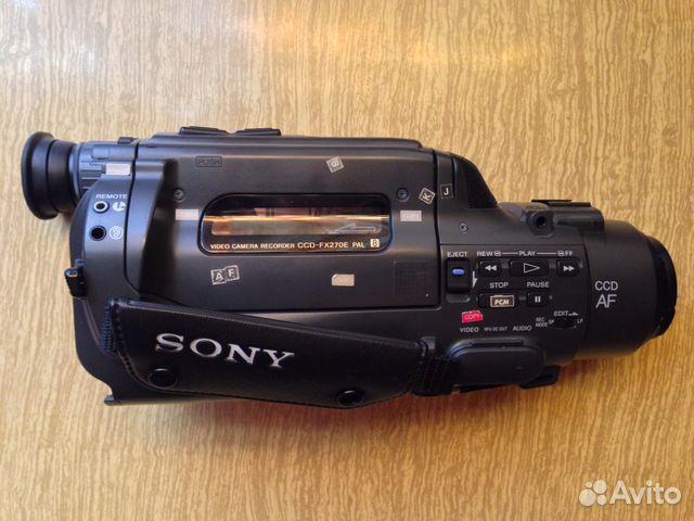 Sony CCD FX270E купить в