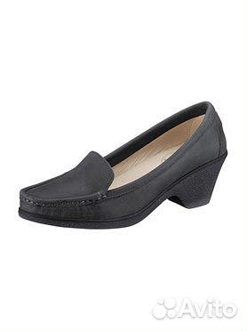 Сиреневые туфли
