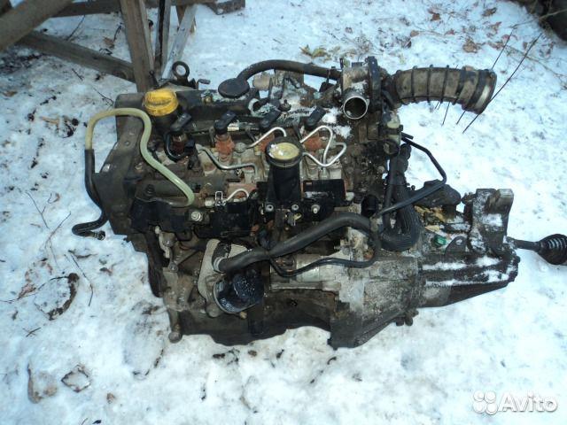 Двигатели рено меган 3 дизель