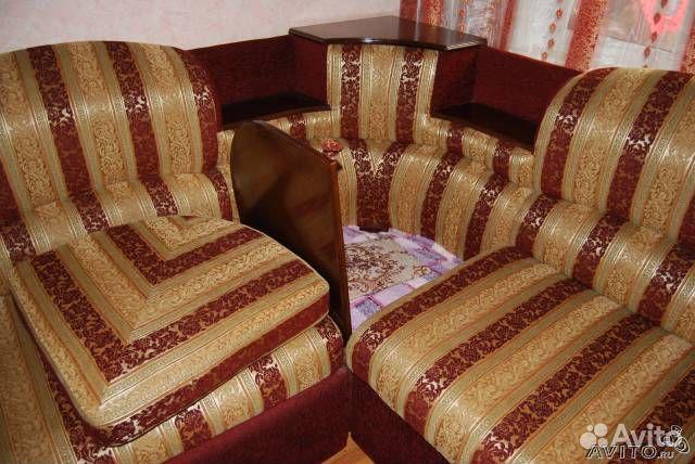 Диван угловой с креслом в  Москве