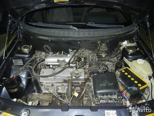 Фото №3 - ВАЗ 2110 8 клапанов инжектор