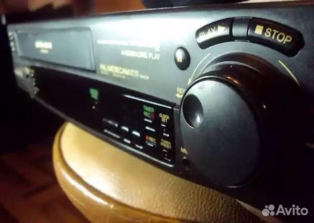 Ремонт видеомагнитофонов panasonic