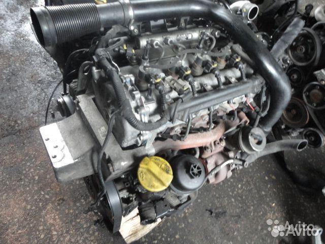 Двигатель дизель опель астра