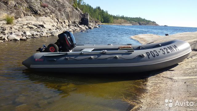 лодка кайман 360 производитель