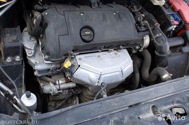 Где что находится в двигателе пежо 308