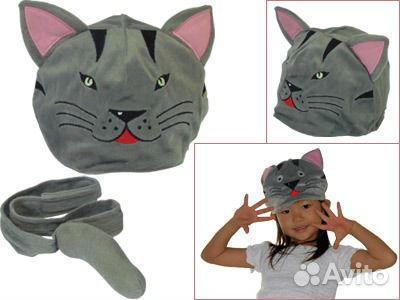 Как сшить котенку шапку 55