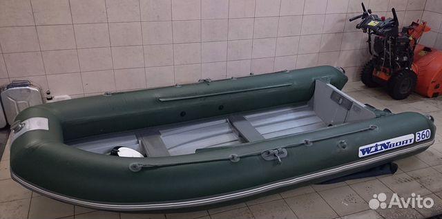 винбот лодки 360