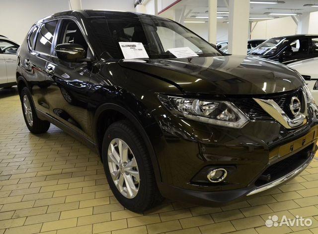 Продажа Nissan X-Trail в Москве Купить Ниссан Х-Трейл