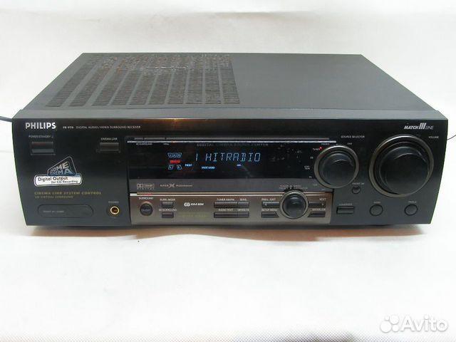 Ресивер Philips FR970/01C купить 1