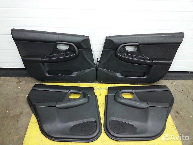 89625003353 Обшивка дверей комплект Subaru Impreza, EJ20