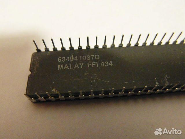 Процессорные микросхемы Intel