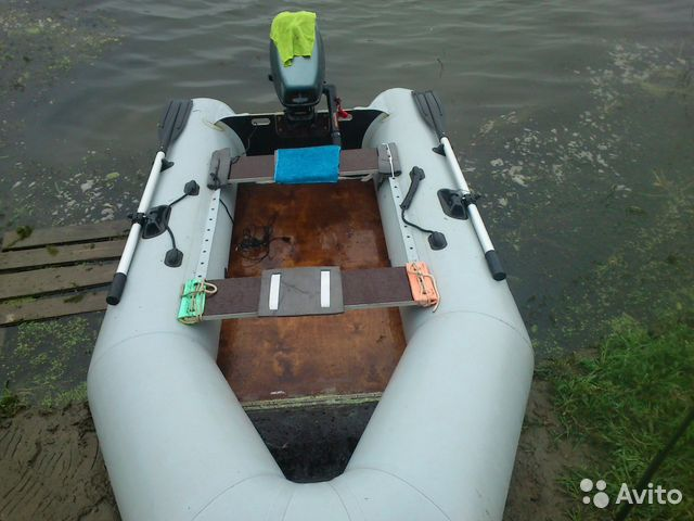 купить лодку пвх фрегат с мотором б.у