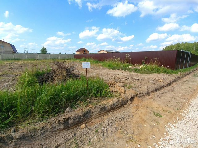 подать объявление о продаже участка земли в москве услышал едва