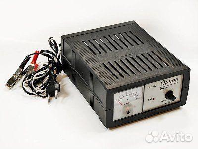 Зарядное устройство для акб орион PW 270 ...