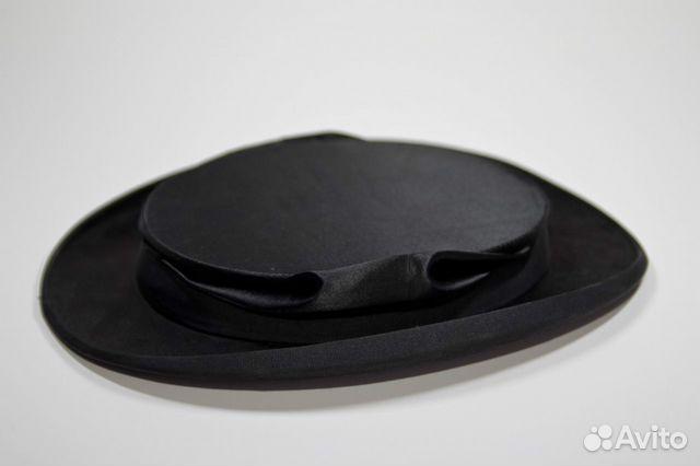 Шляпа шапокляк своими руками 370