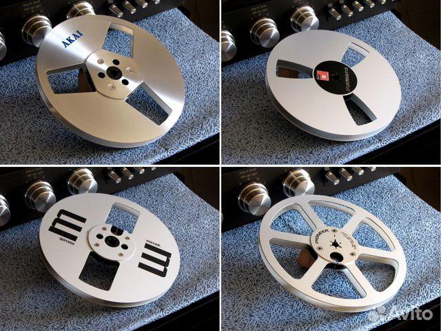 Катушки для магнитофона своими руками