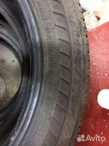 Toyota Sienna Club - Продам Bridgestone Turanza 235 55 18