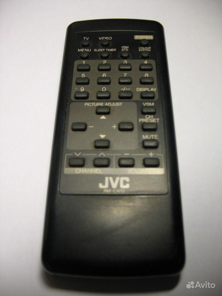 JVC RM-C470 пульт для