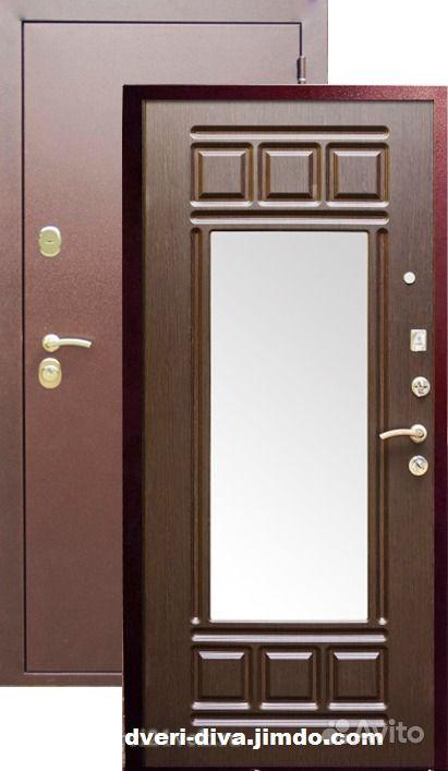 металлические входные двери с шумоизоляцией в подольске