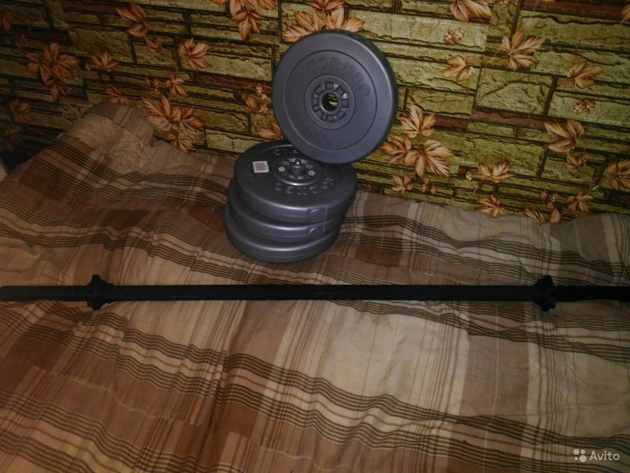 гриф 18 кг фото