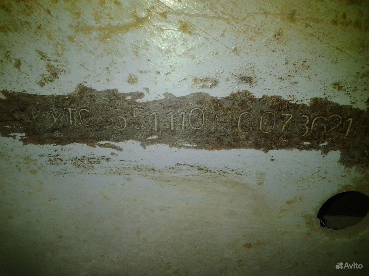 Номер рамы на камазе фото