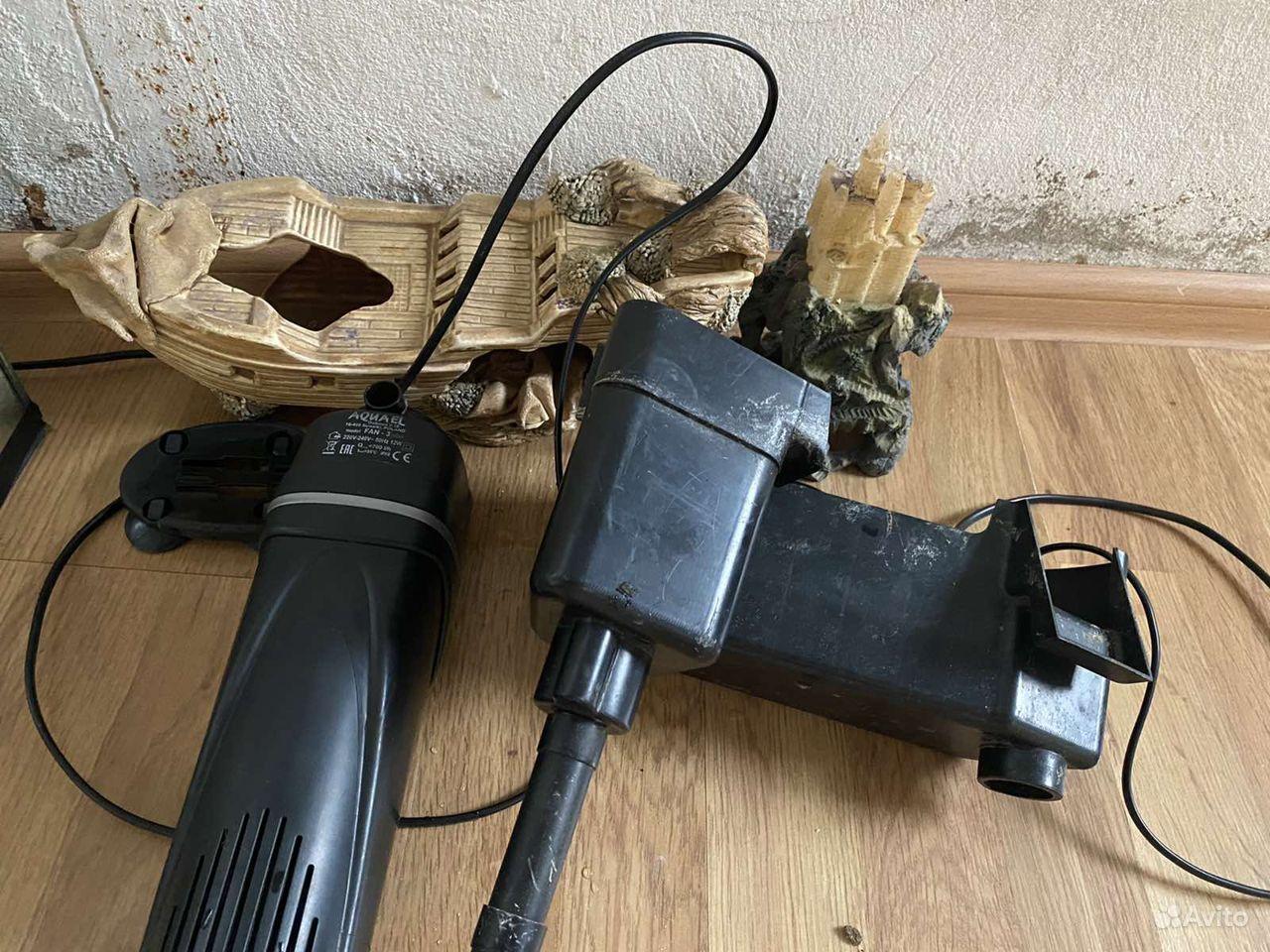 Фильтры, декорации для аквариума купить на Зозу.ру - фотография № 1