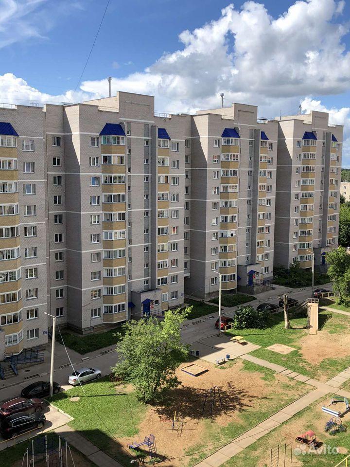 1-к квартира, 30 м², 4/10 эт.