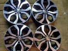 Литые диски 5*114,3 R-16