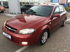 Chevrolet Lacetti 1.6 AT, 2007, хетчбэк