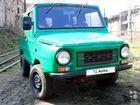 ЛуАЗ 969 1.2МТ, 1991, внедорожник