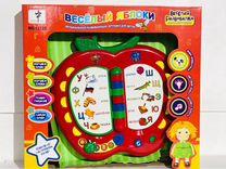 Развивающая, музыкальная игрушка Веселое Яблоко
