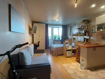 Квартира-студия, 29,6м², 7/9эт.