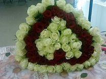 Цветы, розы, букеты, доставка — Растения в Рязани