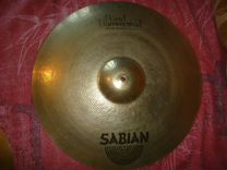 Sabian HH rock ride 22""