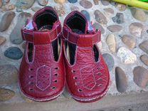 Кожаные сандали 19 Toroman