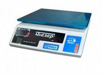 Весы электронные порционные Базар, 15кг