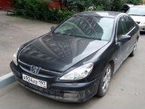 Peugeot 607, 2003 г., Москва