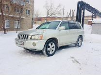 Toyota Kluger, 2000 г., Барнаул