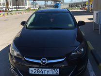 Opel Astra, 2013 г., Санкт-Петербург