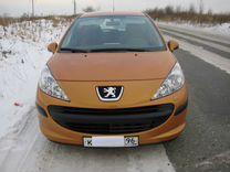 Peugeot 207, 2008 г., Екатеринбург