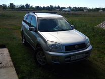 Toyota RAV4, 2001 г., Уфа