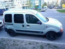 Renault Kangoo, 2002 г., Санкт-Петербург