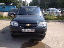 Chevrolet Niva, 2012 г., Пермь