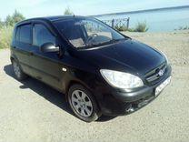 Hyundai Getz, 2008 г., Пермь