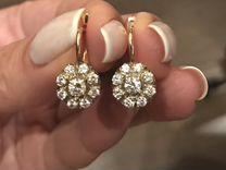 золото ссср - Кольца, серьги, браслеты - купить ювелирные украшения ... 69817a0bb35